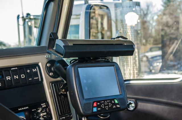 Truck scanner